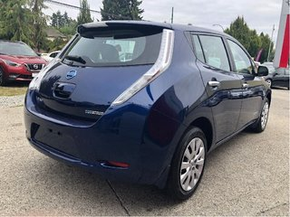 2016 Nissan Leaf S in Vancouver, British Columbia - 5 - w320h240px