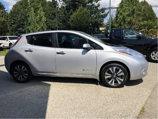 2017 Nissan Leaf SV in Vancouver, British Columbia - 4 - w320h240px