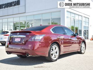 2012 Nissan Maxima 3.5 SV CVT in Mississauga, Ontario - 5 - w320h240px