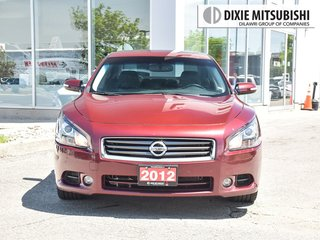 2012 Nissan Maxima 3.5 SV CVT in Mississauga, Ontario - 2 - w320h240px