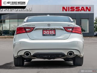 2016 Nissan Maxima 3.5 SV CVT in Mississauga, Ontario - 5 - w320h240px
