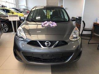 2018 Nissan Micra 1.6 SV at in Regina, Saskatchewan - 2 - w320h240px