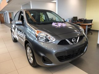 2018 Nissan Micra 1.6 SV at in Regina, Saskatchewan - 3 - w320h240px