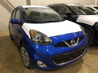2018 Nissan Micra 1.6 SR at in Mississauga, Ontario - 4 - w320h240px