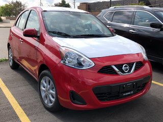 2019 Nissan Micra 1.6 SV at in Mississauga, Ontario - 3 - w320h240px
