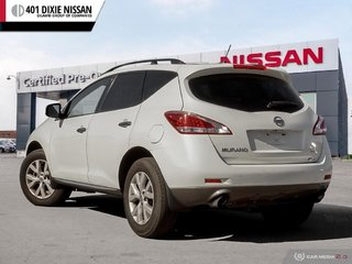 2012 Nissan Murano AWD SV CVT in Mississauga, Ontario - 4 - w320h240px