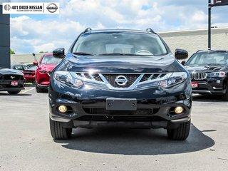 2014 Nissan Murano Platinum AWD CVT in Mississauga, Ontario - 2 - w320h240px