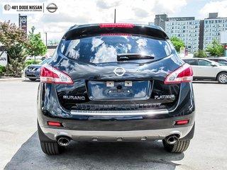 2014 Nissan Murano Platinum AWD CVT in Mississauga, Ontario - 6 - w320h240px
