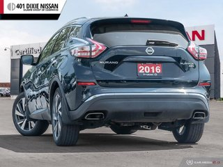 2016 Nissan Murano Platinum AWD CVT in Mississauga, Ontario - 4 - w320h240px