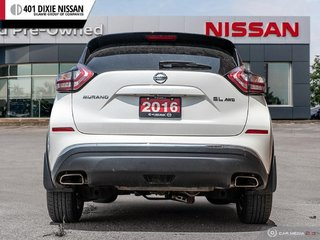 2016 Nissan Murano SL AWD CVT in Mississauga, Ontario - 5 - w320h240px