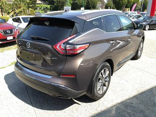 2016 Nissan Murano SL AWD CVT in Vancouver, British Columbia - 5 - w320h240px