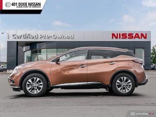 2017 Nissan Murano SL AWD CVT in Mississauga, Ontario - 3 - w320h240px