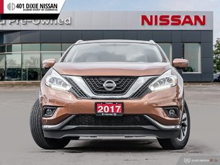 2017 Nissan Murano SL AWD CVT in Mississauga, Ontario - 2 - w320h240px