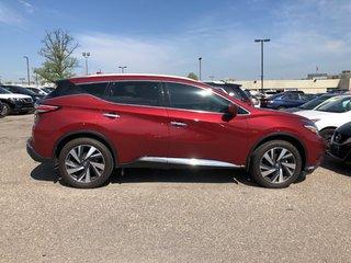 2018 Nissan Murano Platinum AWD CVT in Mississauga, Ontario - 2 - w320h240px
