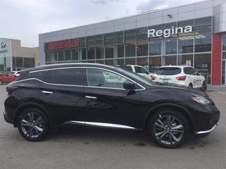 2019 Nissan Murano Platinum AWD CVT in Regina, Saskatchewan - 3 - w320h240px
