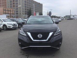 2019 Nissan Murano Platinum AWD CVT in Regina, Saskatchewan - 2 - w320h240px