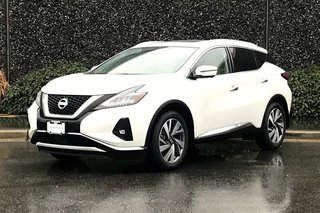 2019 Nissan Murano SL AWD CVT in North Vancouver, British Columbia - 2 - w320h240px
