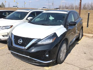 2019 Nissan Murano SL AWD CVT in Mississauga, Ontario - 5 - w320h240px