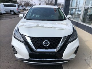 2019 Nissan Murano S FWD CVT in Mississauga, Ontario - 2 - w320h240px