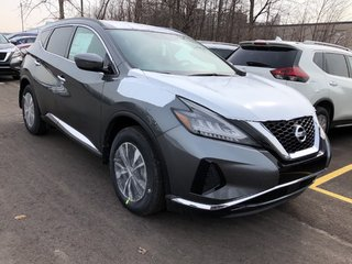 2019 Nissan Murano S FWD CVT in Mississauga, Ontario - 3 - w320h240px