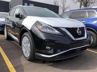 2019 Nissan Murano SL AWD CVT in Mississauga, Ontario - 2 - w320h240px