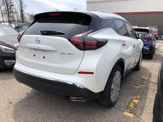 2019 Nissan Murano SL AWD CVT in Mississauga, Ontario - 3 - w320h240px