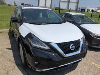2019 Nissan Murano SL AWD CVT in Mississauga, Ontario - 4 - w320h240px