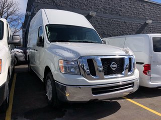 2019 Nissan NV 2500 Cargo SV V6 High Roof in Mississauga, Ontario - 3 - w320h240px