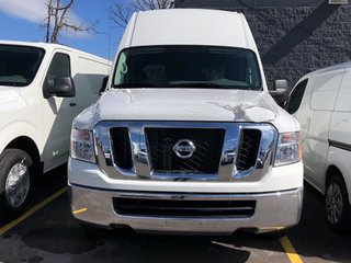 2019 Nissan NV 2500 Cargo SV V6 High Roof in Mississauga, Ontario - 2 - w320h240px