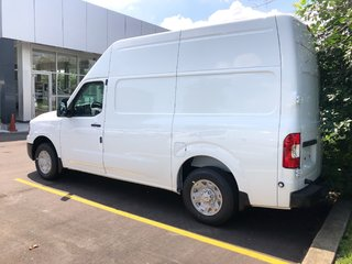 2019 Nissan NV 2500 Cargo S V6 High Roof in Mississauga, Ontario - 5 - w320h240px