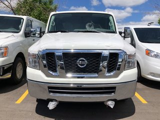 2019 Nissan NV 3500 Cargo SV V8 Standard Roof in Mississauga, Ontario - 2 - w320h240px