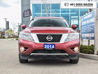Nissan Pathfinder Platinum 2014