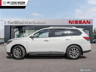 2014 Nissan Pathfinder SL V6 4x4 at in Mississauga, Ontario - 3 - w320h240px