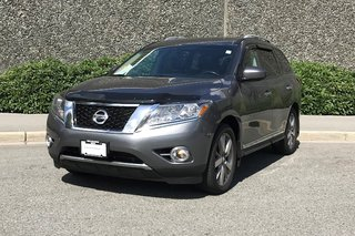 2016 Nissan Pathfinder Platinum V6 4x4 at in North Vancouver, British Columbia - 2 - w320h240px
