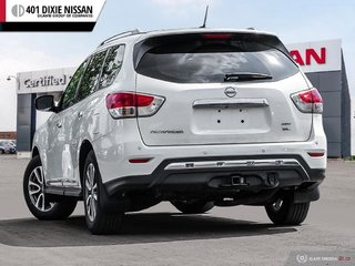 2016 Nissan Pathfinder SL V6 4x4 at in Mississauga, Ontario - 4 - w320h240px