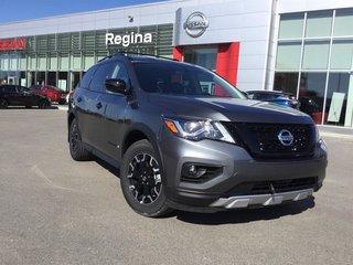 2019 Nissan Pathfinder SV Tech V6 4x4 at in Regina, Saskatchewan - 3 - w320h240px
