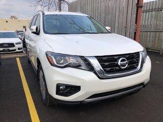 2019 Nissan Pathfinder SL Premium V6 4x4 at in Mississauga, Ontario - 4 - w320h240px
