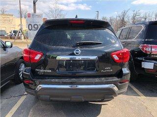 2019 Nissan Pathfinder Platinum V6 4x4 at in Mississauga, Ontario - 5 - w320h240px