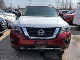 2019 Nissan Pathfinder SL Premium V6 4x4 at in Mississauga, Ontario - 2 - w320h240px