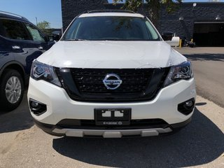 2019 Nissan Pathfinder SL Premium V6 4x4 at in Mississauga, Ontario - 3 - w320h240px