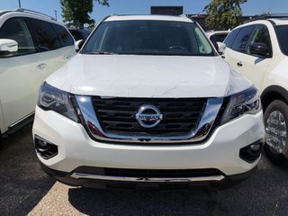 2019 Nissan Pathfinder Platinum V6 4x4 at in Mississauga, Ontario - 3 - w320h240px