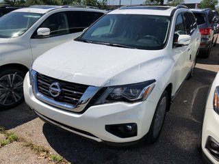 2019 Nissan Pathfinder Platinum V6 4x4 at in Mississauga, Ontario - 5 - w320h240px