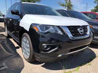 2019 Nissan Pathfinder Platinum V6 4x4 at in Mississauga, Ontario - 2 - w320h240px