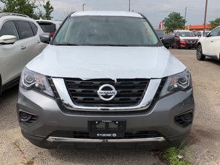 2019 Nissan Pathfinder S V6 4x4 at in Mississauga, Ontario - 2 - w320h240px