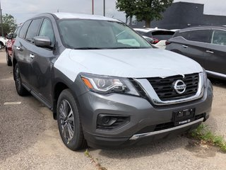 2019 Nissan Pathfinder S V6 4x4 at in Mississauga, Ontario - 3 - w320h240px