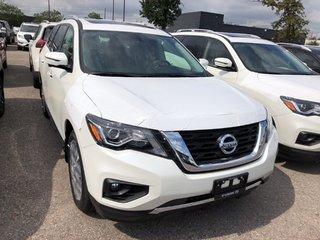 2019 Nissan Pathfinder Platinum V6 4x4 at in Mississauga, Ontario - 4 - w320h240px