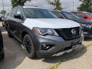2019 Nissan Pathfinder SL Premium V6 4x4 at in Mississauga, Ontario - 3 - w320h240px