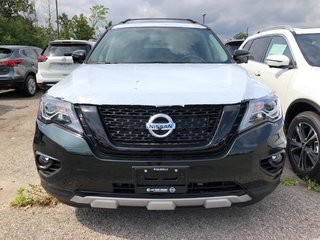 2019 Nissan Pathfinder SL Premium V6 4x4 at in Mississauga, Ontario - 2 - w320h240px