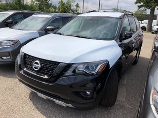2019 Nissan Pathfinder SV Tech V6 4x4 at in Mississauga, Ontario - 5 - w320h240px