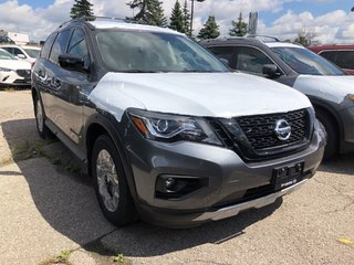 2019 Nissan Pathfinder SV Tech V6 4x4 at in Mississauga, Ontario - 3 - w320h240px